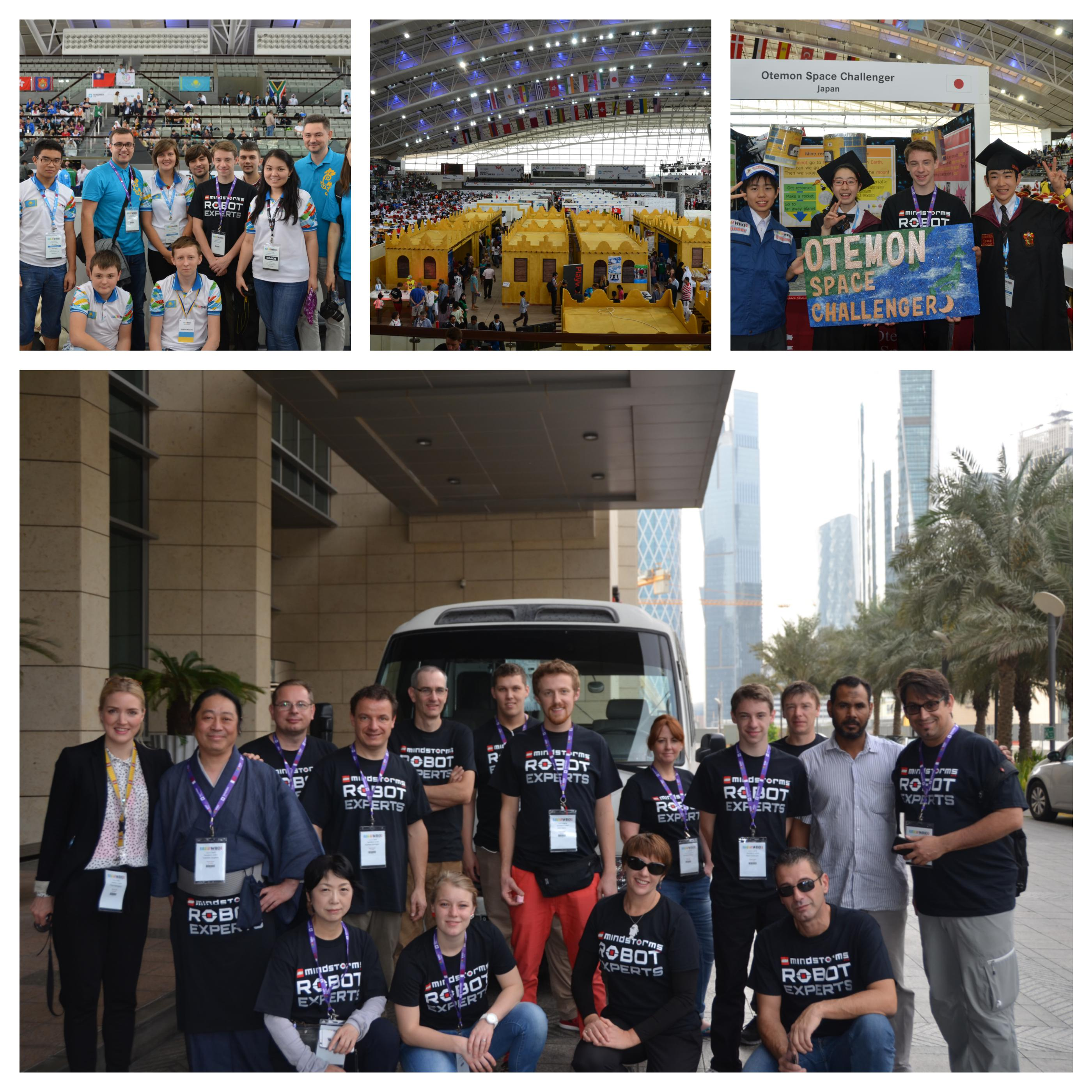 ELFi Robotics was on WRO2015 in QATAR!!!